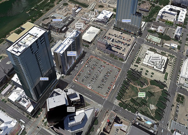 CBRE represents Travis County in closing of $430 million redevelopment deal